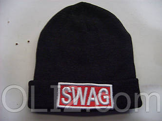 Мужская шапка SWAG