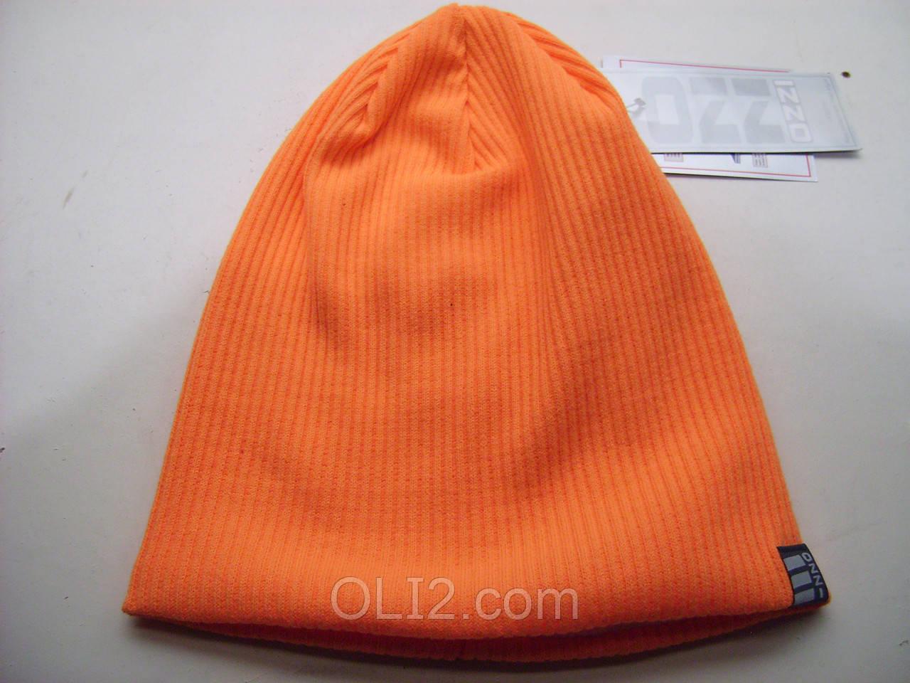 Мужская шапка чулок длинная модель