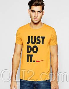 Мужская футболка найк NIKE JUST DO IT