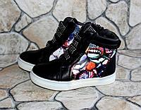 Детские демисезонные ботиночки для девочек
