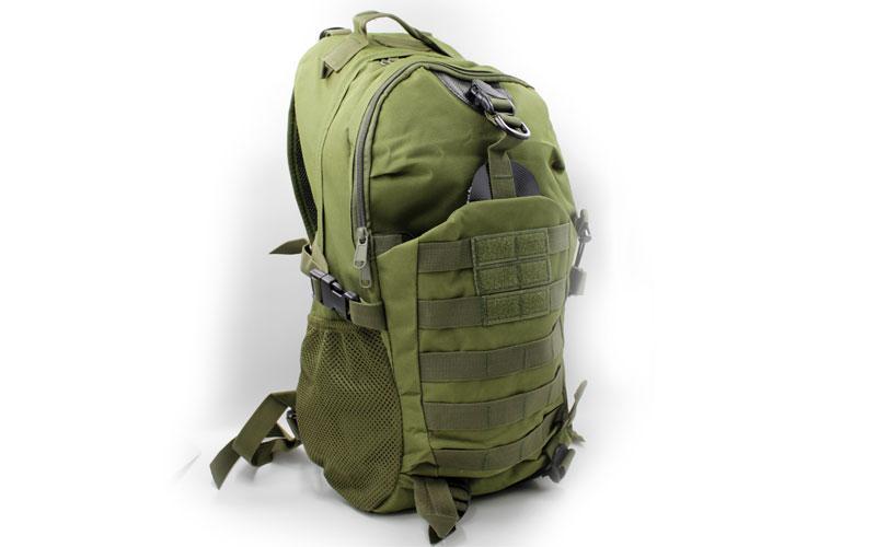 Рюкзак тактический (штурмовой 3-х дневный) - 35L Silver Knight  Олива