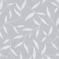 Рулонные шторы Batik. Тканевые ролеты Батик Белый, 40 см