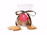 Печиво з передбаченнями «ІМБИРКИ ЗІ ЛЬВОВА» печенье с предсказаниями