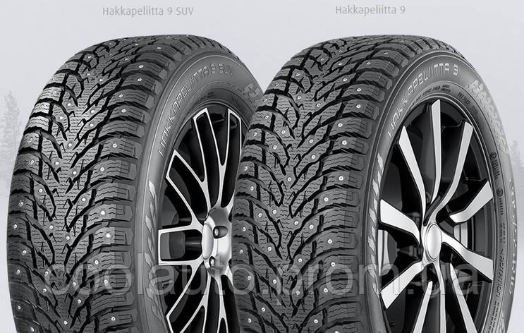 Шины NOKIAN Hakkapeliitta 9 SUV 275/45 R20 110T XL, фото 2
