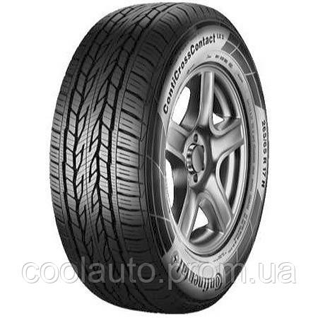 Шины Continental ContiCrossContact LX2 255/60 R17 106H