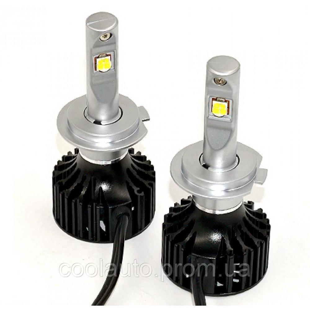 Лампы светодиодные ALed X H7 6500K 4900Lm (2шт)
