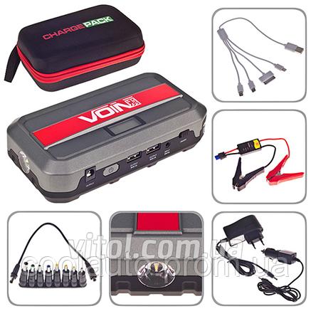 Пуско-зарядное устройство Voin D518, фото 2