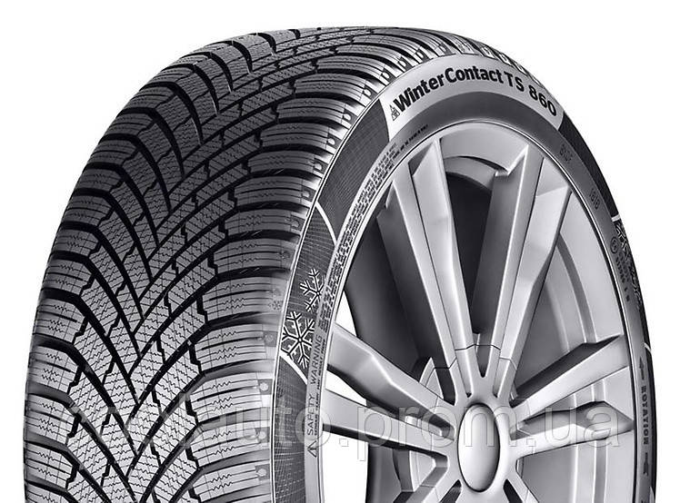 Шины Continental ContiWinterContact TS 860 215/65 R15 96H
