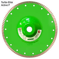 Алмазный отрезной диск Distar Turbo Elite Active 230x2.6x9x22.23/F (10216025017)
