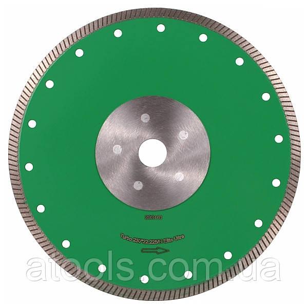 Алмазный отрезной диск Distar Turbo Elite Ultra 250x1.6/1.2x10x25.4/H (10120024019)