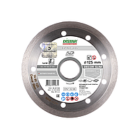 Алмазный отрезной диск Distar Decor Slim 1A1R 125x1.2/1.0x8x22.23 (11115427010), фото 1