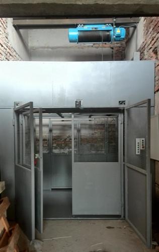 Грузовой подъёмник-лифт г/п 1000 кг, 1 тонна. Проектирование, Изготовление, Монтаж под ключ.