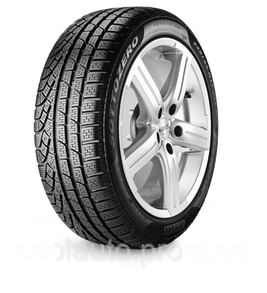 Шины PIRELLI Sotto Zero 2 245/45 R18 100V XL Run Flat, фото 2