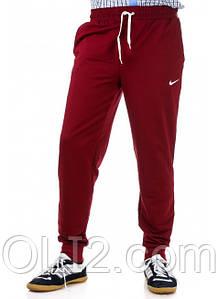 Спортивные брюки теплые мужские NIKE с манжет