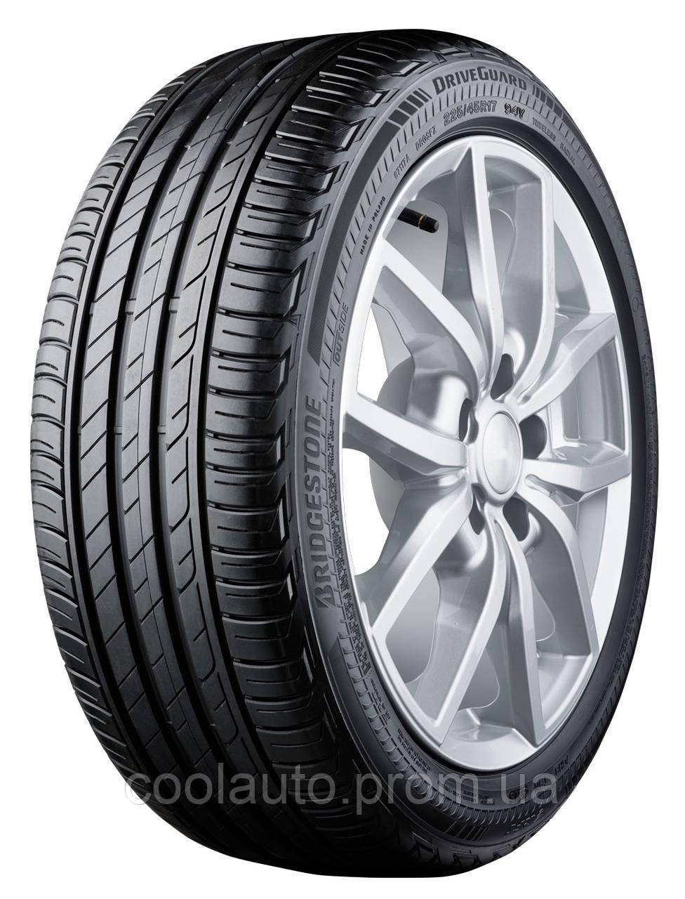 Шины Bridgestone DriveGuard 185/60 R15 88V XL Run Flat