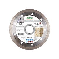 Алмазний відрізний диск Distar Ceramics 1A1R 125x1.5x8x22.23 Bestseller (11315095010), фото 1