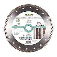 Алмазный отрезной диск Distar Turbo Universal 125x2.2x8x22.23 Bestseller (10215129010), фото 1
