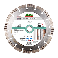 Алмазный отрезной диск Distar Universal 1A1RSS 232x2.6/1.8x12x22.23 Bestseller (14315129017), фото 1