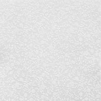 Рулонные шторы Rosemary. Тканевые ролеты Розмарин Белый, 37.5 см