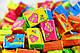 Жвачки Love is 5 вкусов микс жевательная резинка/конфеты лове ис, фото 2