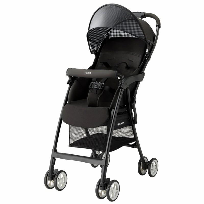 Прогулочная коляска Aprica Magical Air Black Черный