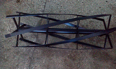 Роторные бороны  (D=24,27,28,32)