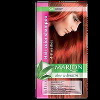 Оттеночный шампунь Marion, 40мл 4118012