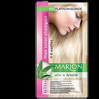 Оттеночный шампунь Marion, 40мл 4118011 (69)