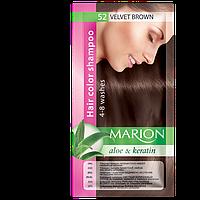 Оттеночный шампунь Marion, 40мл 4118002 (52)