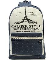 Городской рюкзак Париж 097