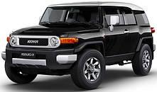 Пороги на Toyota FJ Cruiser (2006-2014)