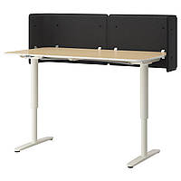 BEKANT, стол для приемной sit/stand