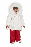 Зимний костюм для девочки 2950 Donilo