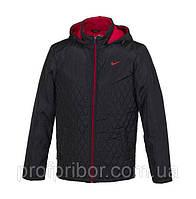 Мужская осенняя куртка Nike, теплая куртка Найк
