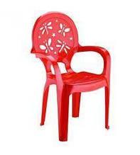 Детское пластиковое кресло Стрекоза Elif Plastik