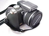 Фотоаппарат Olympus SP-550UZ Silver 7.4mp 15x zoom