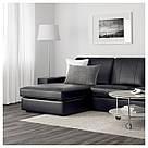 KIVIK, диван-кровать 2-местный и кресло, фото 2