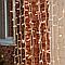 Гирлянда Штора 3х3 м уличная / LUX Curtain Light 960 LED/ Белый кабель Каучук, фото 2