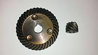 Пара болгарки Диолд МШУ-1,2-150 (Б 14х65 / М 9х20/шпонка)