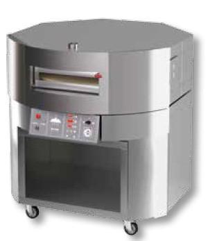 Печь для пиццы Cuppone GT110/1D