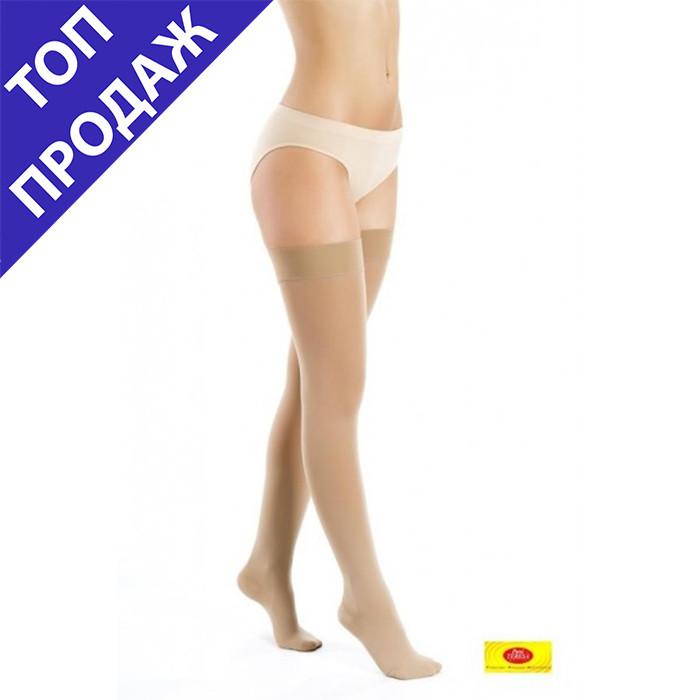 4074b3deaef4 Компрессионные чулки Pani Teresa Premium 2 ccl, цена 1 343 грн ...