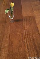 Паркетная доска Baltic Wood Мербау Elegance 1R  Mini size 1-пол., лак полумат.