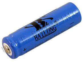 Акумулятор BAILONG Li-ion 18650 4200mAh 4.2 V ZV