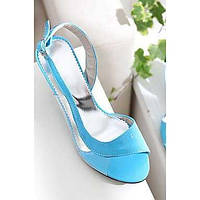 Для женщин Обувь Полиуретан Лето Удобная обувь Обувь на каблуках На низком каблуке Открытый мыс Назначение Повседневные Пурпурный Зеленый 06101263
