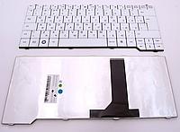 Клавиатура для ноутбука Fujitsu Li3710 P5710 P5720 Pa3515 Pa3553 Pi3540 Pi3560 Pi3650 (раскладка RU, белый)