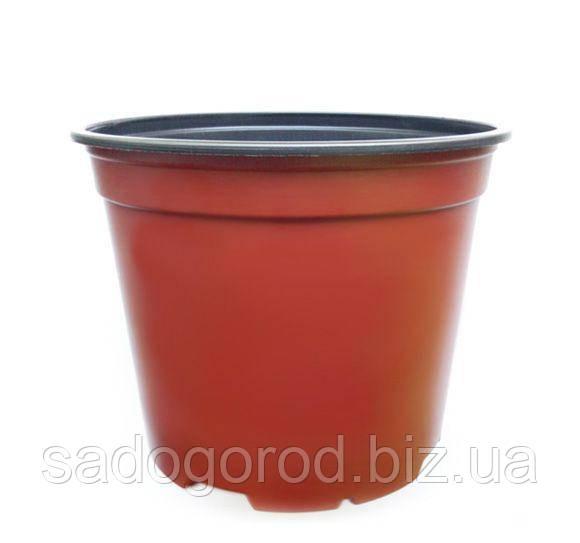 Горшок для рассады, d10.5 см, объем 0.47 л