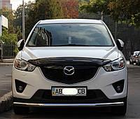 Защита переднего бампера Mazda CX5
