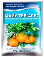 Mастер-Агро для цитрусов, 25 г