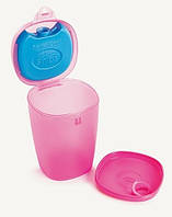 Контейнер для фруктов SNIPS 0,5 л (розовый)