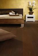 Паркетная доска Baltic Wood Ясень Mocca Elegance 1R Mini size 1-пол. (Ancient Pure) браш, лак мат.